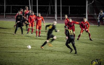 Der SV Fellbach verliert gegen Schornbach