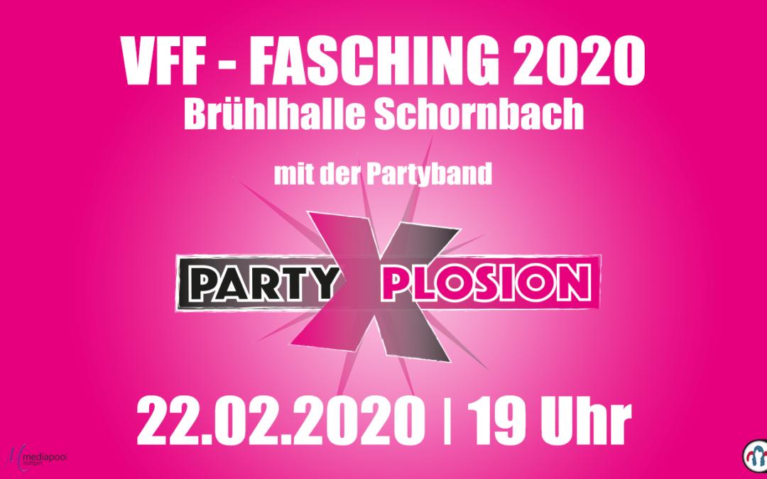 Fasching in Schornbach