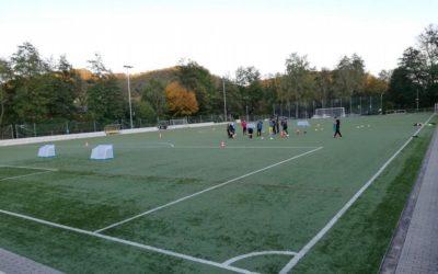 DFB-Mobil zu Gast beim TSV Schornbach