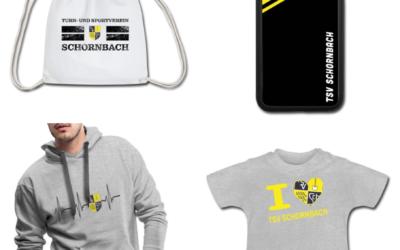 NEU: Der TSV Schornbach Fan-Shop!